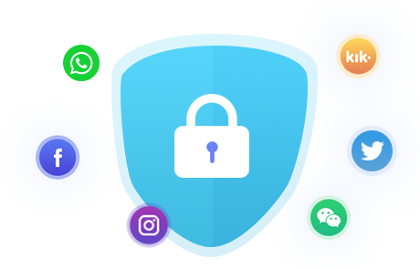 secure privacy of social apps