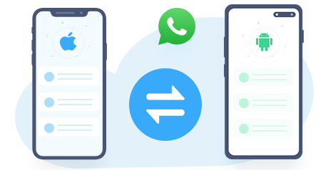 phone to phone whatsapp chats transfer